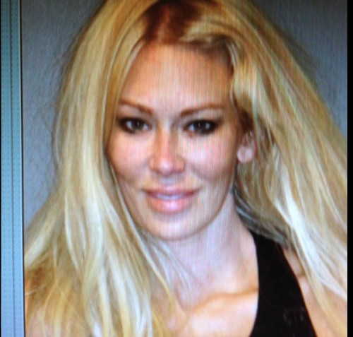 The Jenna Jameson Mugshot